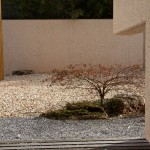Zen-Garten im Kunstmuseum Wolfsburg