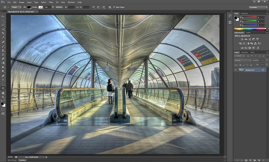 Adobe Photoshop CS6 Beta