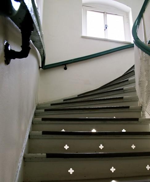 Treppe Jasperallee