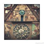 Astronomische Uhr + zwei weitere - Rathaus Ulm